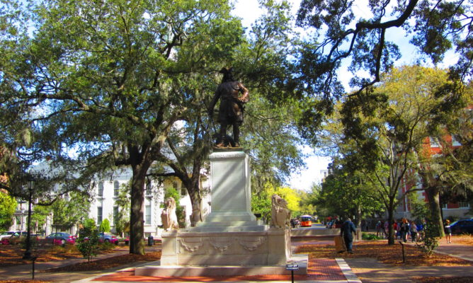 Historically Accurate Savannah Walking Tours